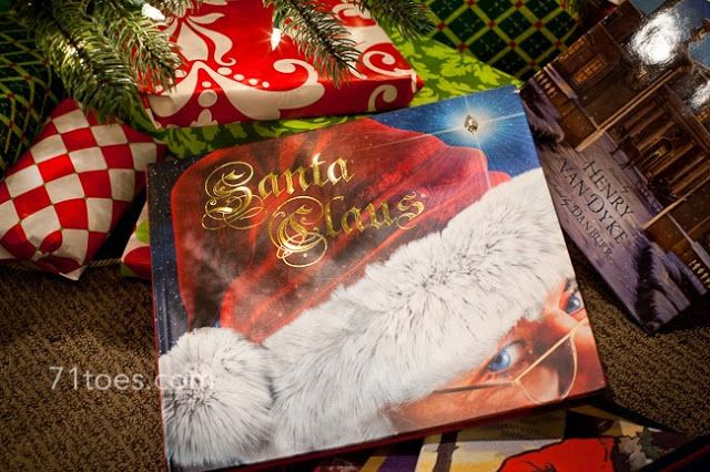71 Toes: Friday Q & A -- favorite Christmas books
