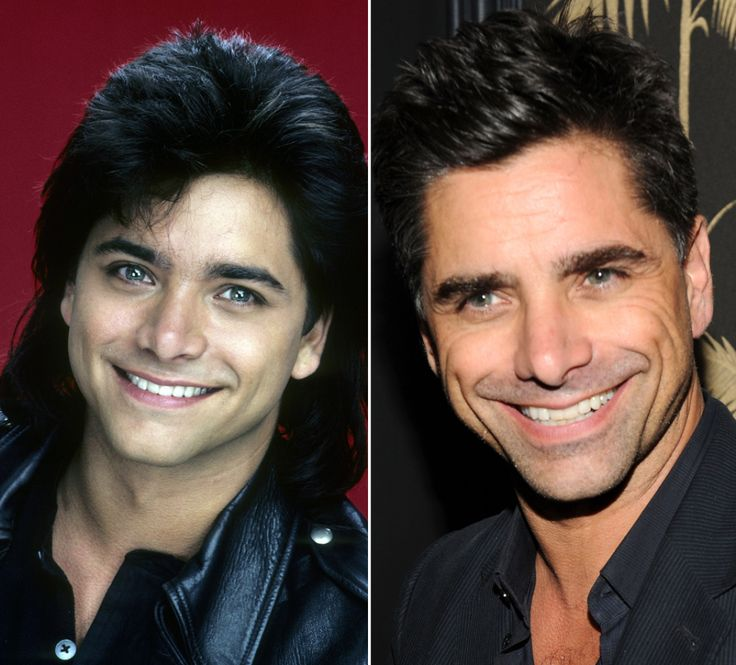 John Stamos (Jesse Katsopolis)... he only keeps getting hotter and hotter...