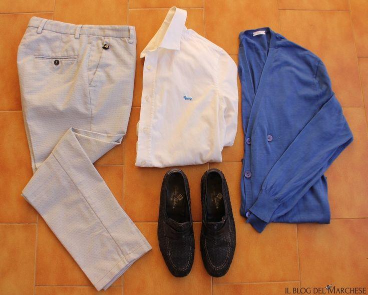 Look uomo estate 2016 http://www.ilblogdelmarchese.com/look-uomo-estate-2016/ #menswear #menstye #modauomo #moda mensfashion #fashion #ilblogelmarchese #italiangentleman, italianstyle #shirts #trousers #shoes #men #pitti90 #hosio #koon #look #ootd #lookbook
