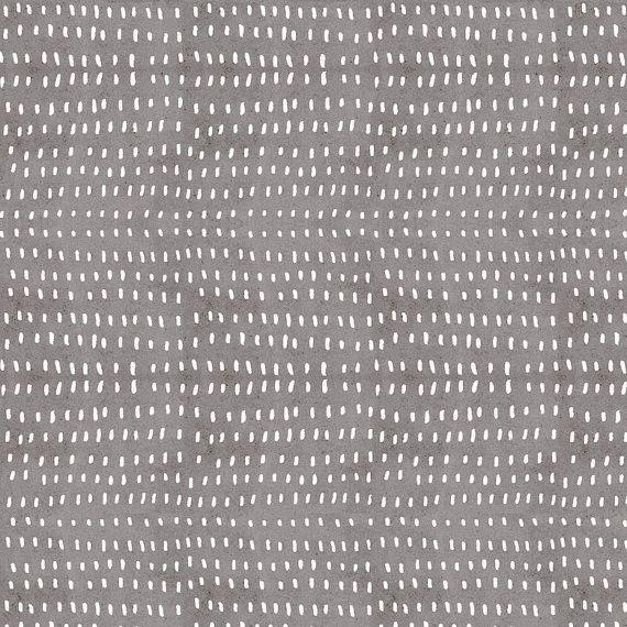 pattern  l  Cori Dantini fabric - tiny seeds grey