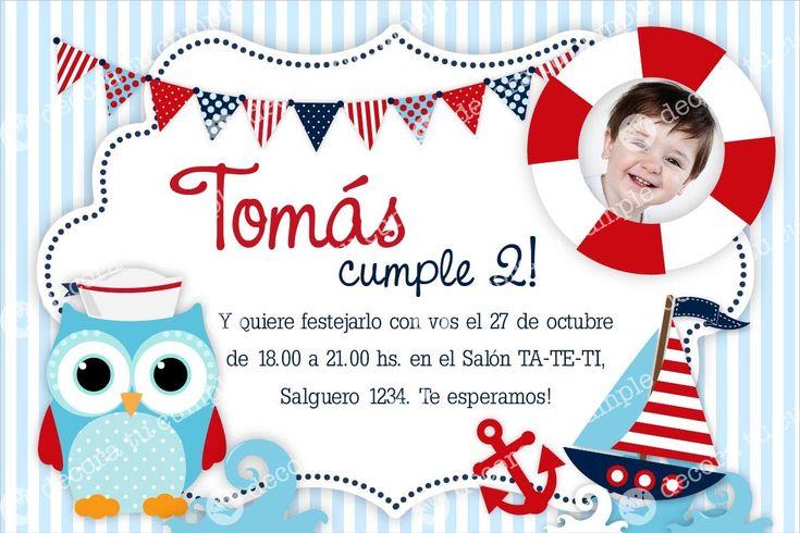 24 best images about TARJETAS DE CUMPLEADOS on Pinterest Frozen birthday invitations