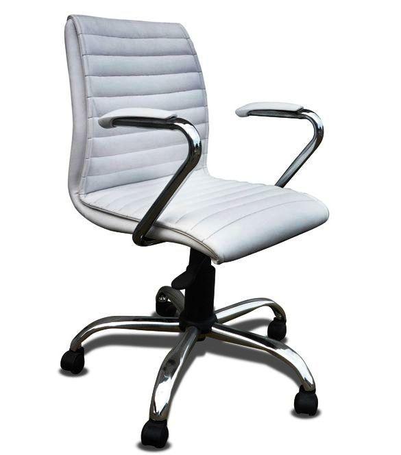 Sillon Galaxy. Silla para escritorio con ruedas, apoya brazos y diseño ergonometrico que ayuda a mantener una correcta postura al trabajar.