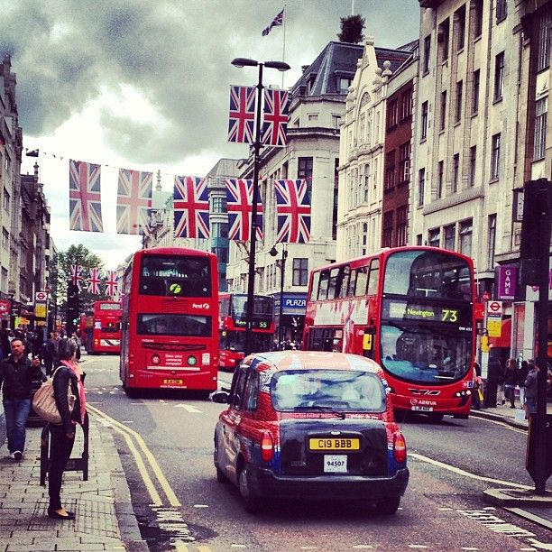 Oxford Street i London, Greater London