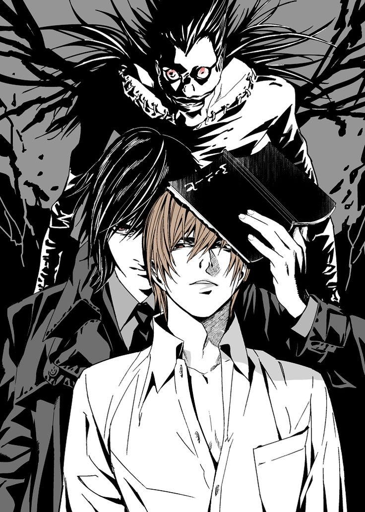 490 best ~Death Note~ images on Pinterest Anime cosplay, Black - death note