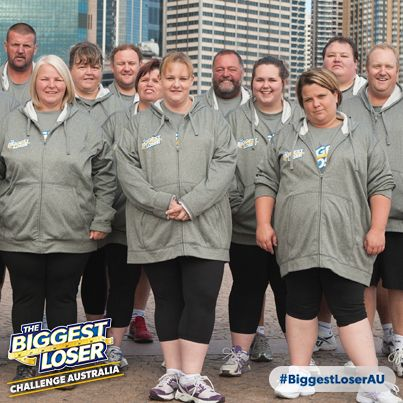 The Contestants | The Biggest Loser Australia