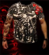 APOCALYPSE MMA T Shirts The SINGULARITY MMA Shirt