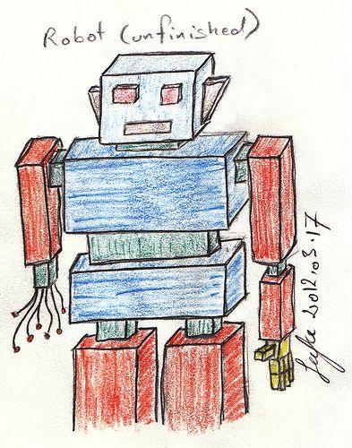 Robot (unfinished)