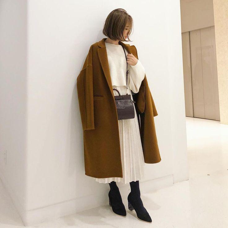 背が低くても大丈夫 ミニーさんの もっさりしない 冬コーデ術 秋冬 ファッション レディース 秋冬 ファッション 冬服コーデ