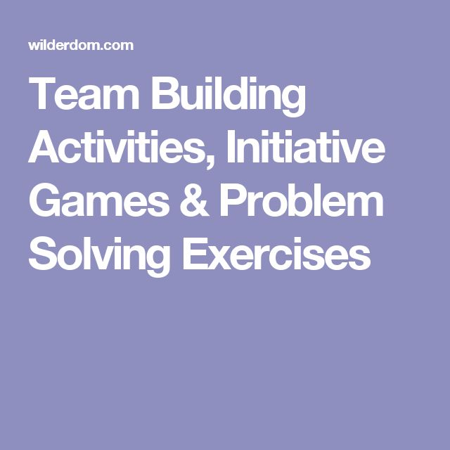 Problem Solving Group Exercises 107