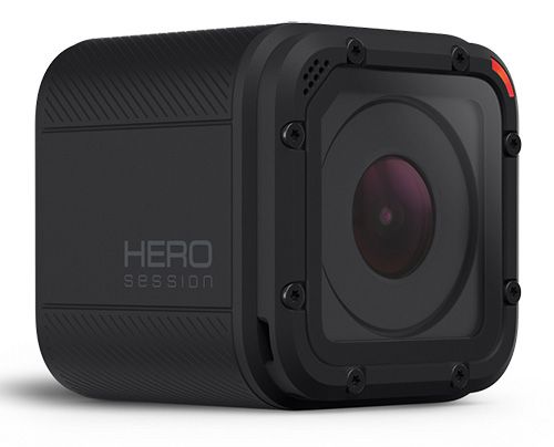 12 best gopro action camcorder reviews images on pinterest gopro the gopro hero session is a compact hd action camera with built in wi fi bluetooth and is built to be durable waterproof to 33 feet without a housing fandeluxe Gallery
