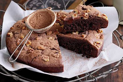 The Quilt Shop | A shop for quilters, quilting, sewing and fabric | Cake of the Month - Chocolate Brownie Fudge Cake