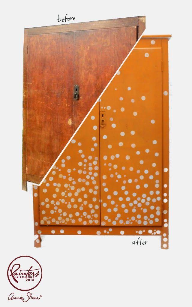 Annie Sloan Painter in Residence  www.shabbytreats.con