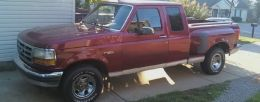 1992 Ford F-Series Flareside by 5.0Flareside http://www.truckbuilds.net/1992-ford-f-series-flareside-build-by-5-0flareside