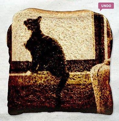Bread Art Project: Create Art, Help End Childhood Hunger!