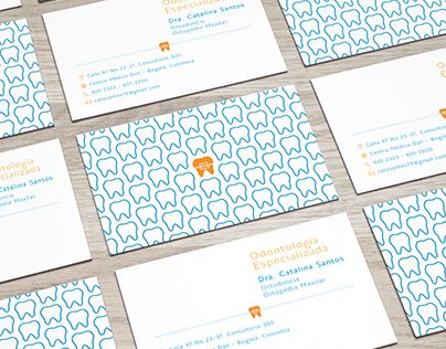 "Check out new work on my @Behance portfolio: ""Dental Business Cards"" http://be.net/gallery/47281205/Dental-Business-Cards"