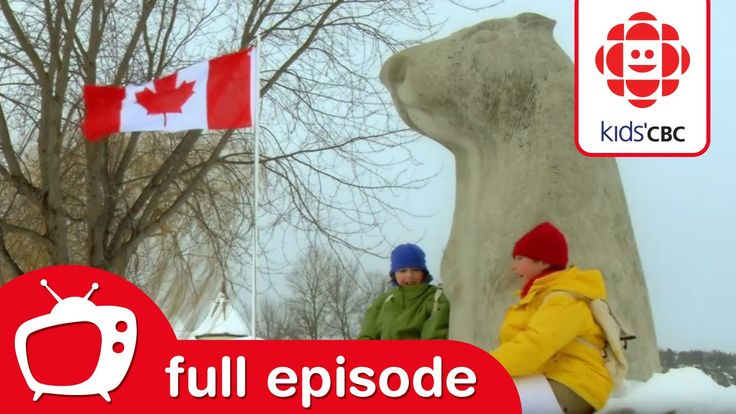 Are We There Yet? Canada, Snowmobile (Groundhog Day) - Kids' CBC 1