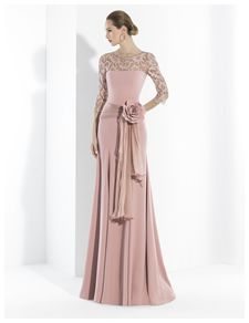 Colección de vestidos de fiesta 2014 de Franc Sarabia