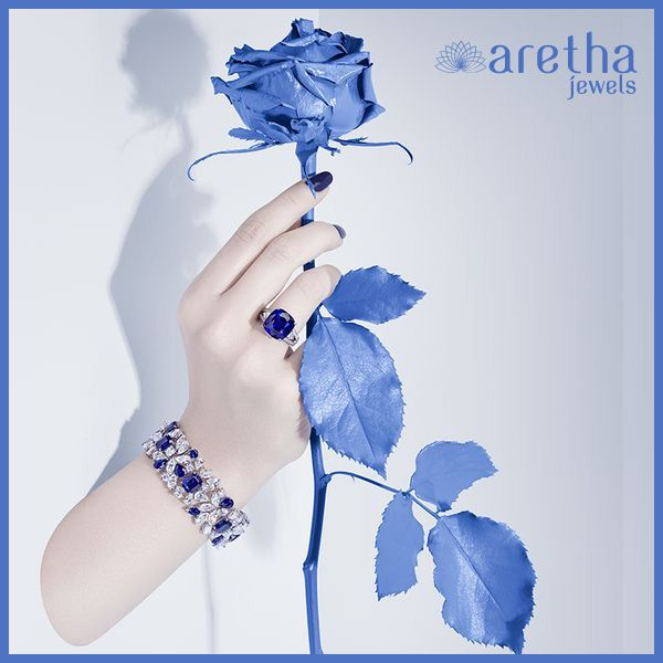 A craftman's dream, this glaring bracelet and ring enhanced with eye-catching blue stones  diamonds will definitely elevate the charisma of your ensembles....!! #ArethaJewels #silver #diamond #bracelets #ring #onlinesale #onlineshopping #stylish #uniquedesign #casualwearjewelry #designerbracelet #bridalrings #forgirls #women #jewelleryforlove #jewelleryforlife #shopping #onlinestore Order now by WhatsApp - 7073447444 or Email - sales@arethajewels.com