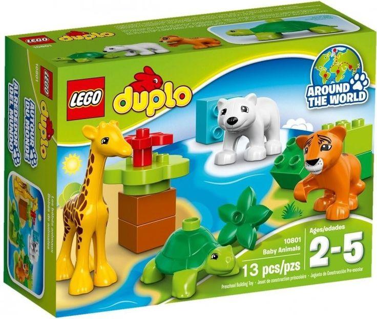 Lego Duplo 10801 Mláďátka - 0