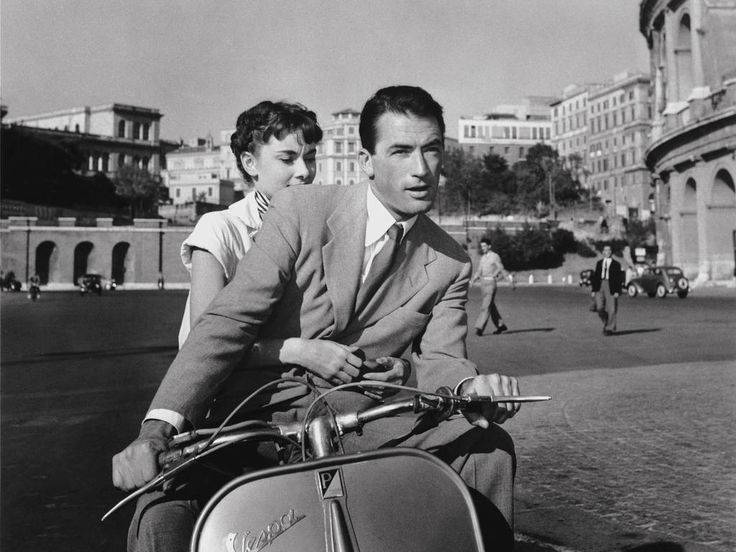 Roman Holiday 1953, One of my favourite movie. I love my country (ITALY) at that Time.