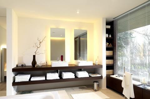 tipps f r indirekte beleuchtung und gutes licht sch ner wohnen b der indirekte. Black Bedroom Furniture Sets. Home Design Ideas