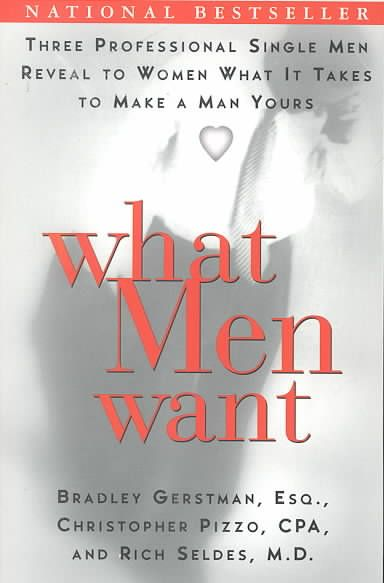 What Men Want: Professional Single Men Reveal to Women What It Takes to Make a Man Yours