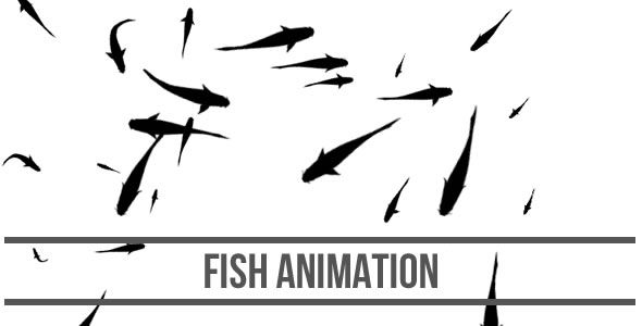 Fish Animation - HTML5 Canvas . Fish Animation is a jQuery plugin that transform a HTML5 canvas element into configurable fish animation using CreateJS