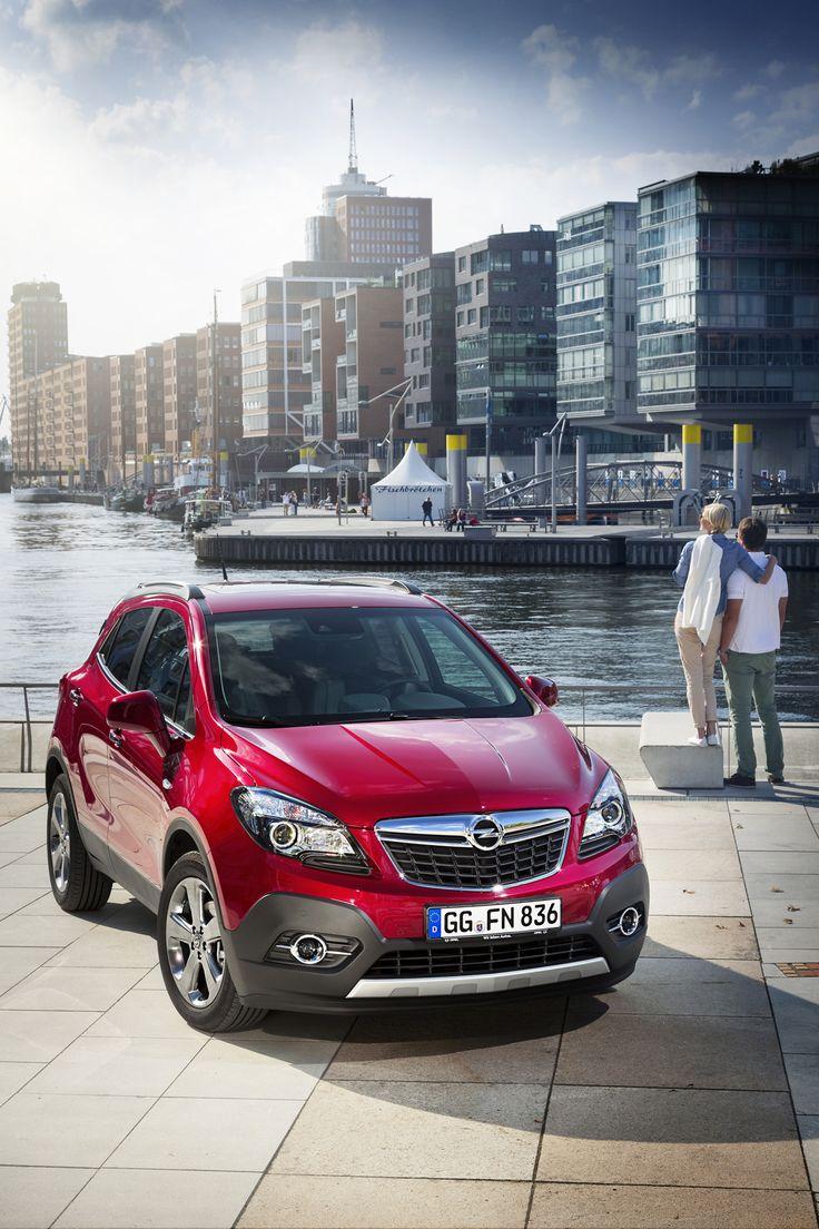 Foto Exteriores (16) Opel Mokka Suv Todocamino 2012