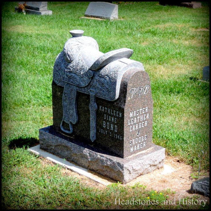 From Headstones and History http://www.headstonesandhistory.com/
