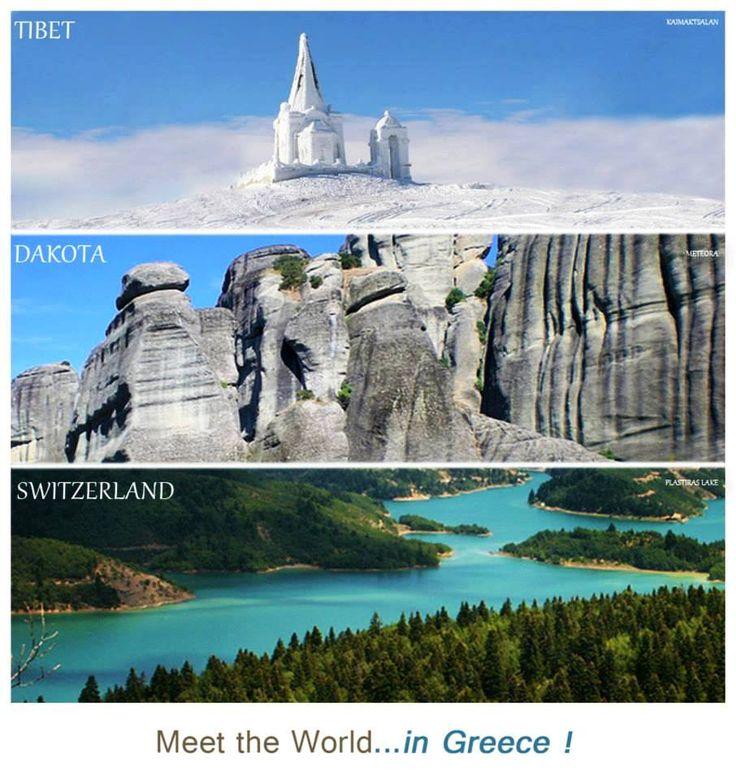 Meet the world in Greece is a project aiming to prove that the whole world can be found in Greece! How weird is that? Well, it seems like Greece has it all. Get amazed!