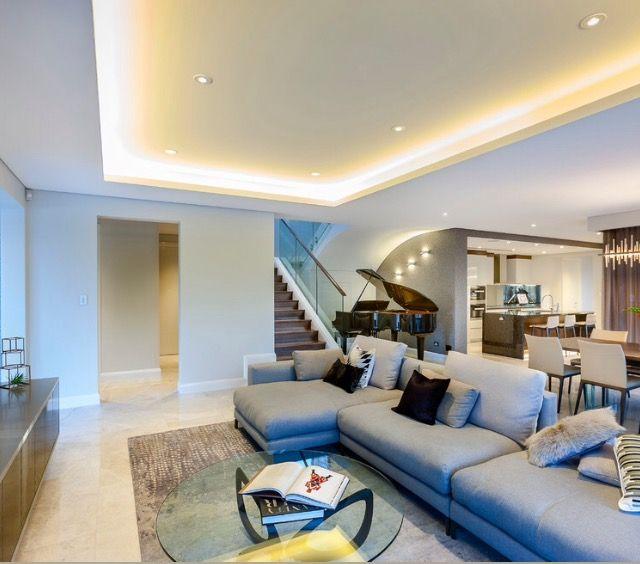 53 best LED Lampe images on Pinterest Lighting ideas, Lighting - lampe wohnzimmer led nice design