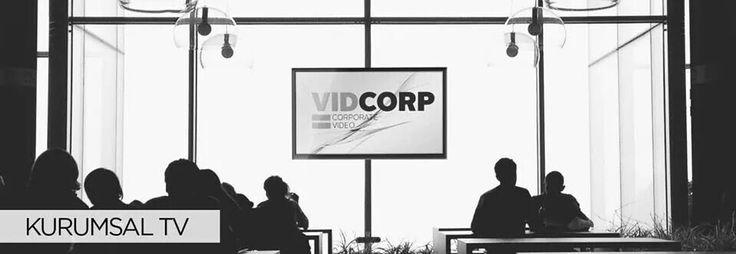 Sirketinizin bir televizyon kanali olsun istemez misiniz? Haberler, bilgilendirmegrafikleri, sirket ici iletisiminiz icin #Vid-Corp!