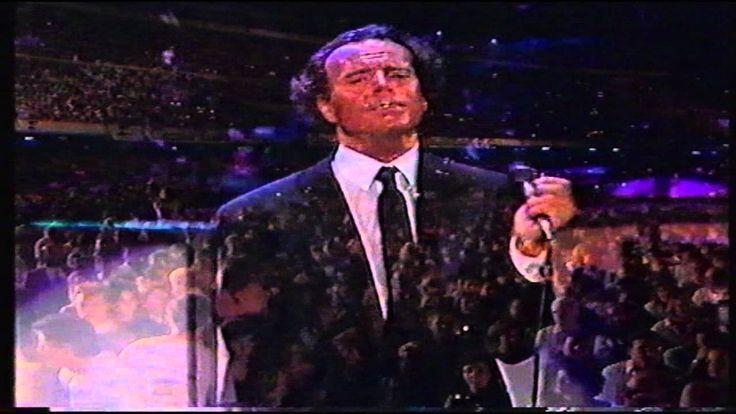 Julio Iglesias - Concierto 3D - La vida sigue igual - Barcelona 1988 - HD