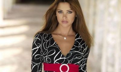 Alina Vacariu Romanian Model
