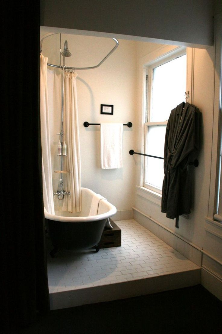 a most relaxing clawfoot tub - inspiration from the #acehotel in portland