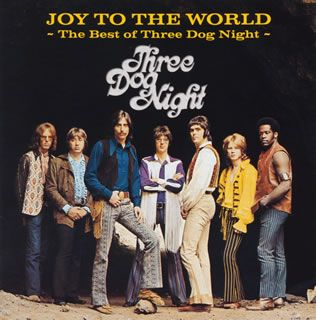 Jimmy Greenspoon once I. Three Dog Night!!? Yeah... Oh! I love them! They're my favorite band! Respect if you know where that came from!