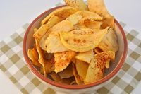 Zelfgemaakte appelchips uit de oven | Lekker en Simpel