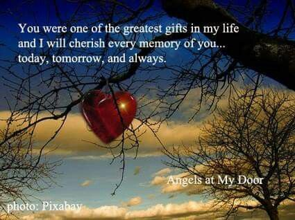 Life gave daddy and I the greatest gift. ..you! It is still hard to believe that you are not here and we miss you so very much with every breath! ♡♡♡