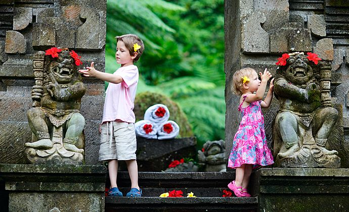 Circuit Bali : Bali spécial familles | Evaneos