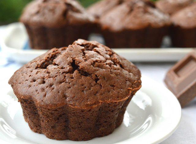 Tortine di Cioccolato al Latte Bimby