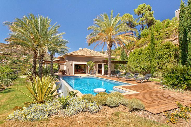 Marbella Golf resort villas
