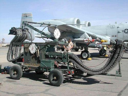 A-10 gun