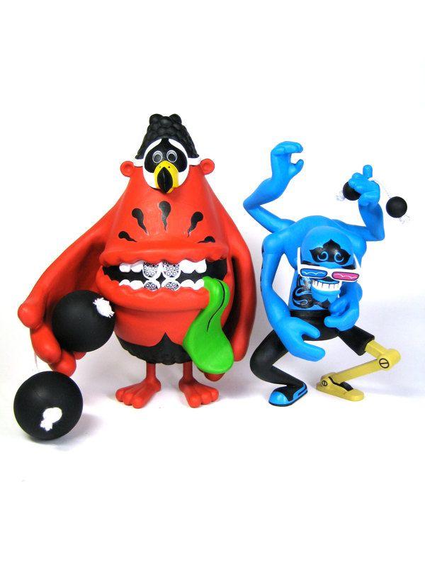 "HIFANA ""HANABEAM"" FIGURE on Toy Design Served"