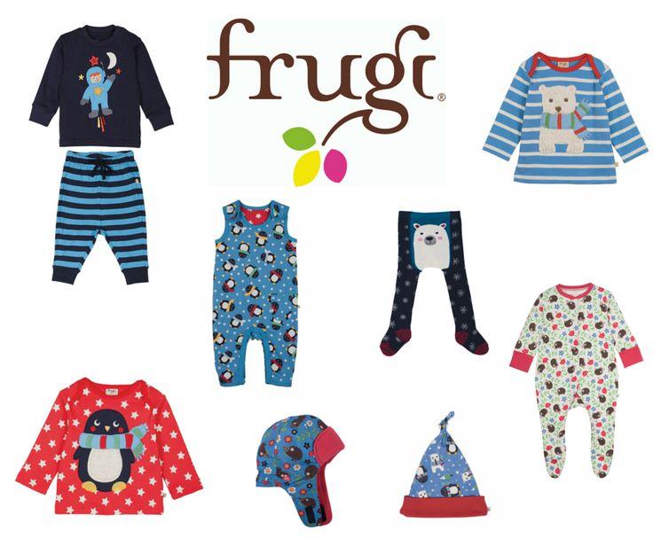 Beautiful Frugi clothing for children