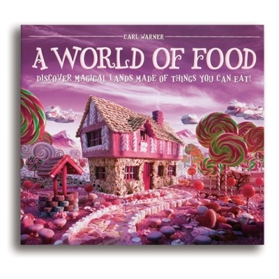 Best Food Landscape Art Images On Pinterest Meals The Shape - 15 fantasy landscapes entirely made from food