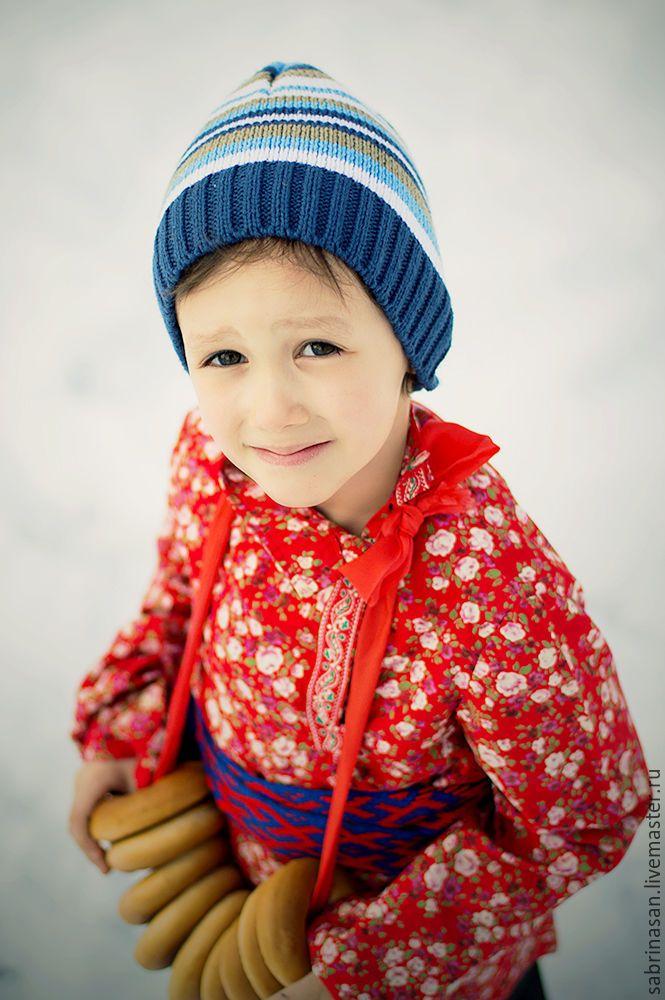 """Купить Фотопроект """"Масленица"""" - ярко-красный, Масленица, блины, русская традиция, дети, фотосессия, фотобумага"""
