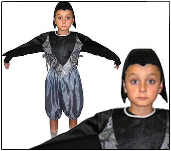 Купить детский новогодний костюм ворона в москве