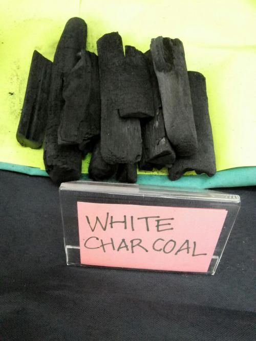 WHITE CHARCOAL | TradMix