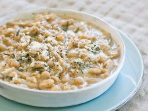 This Is Not My White Beans But The Consistency Is The