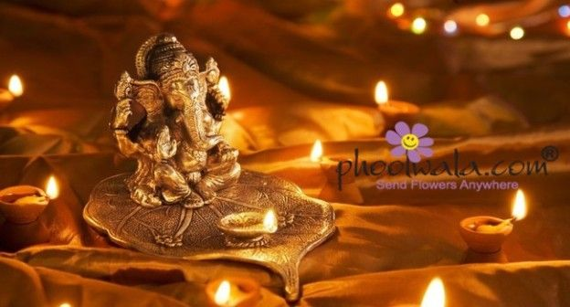 Celebrate Diwali with Phoolwala.com